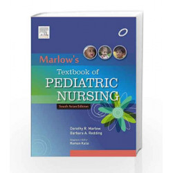 Marlow\'s Textbook of Pediatric Nursing(Adapted for South Asian Edition): Adaptation by Marlow Book-9788131233160