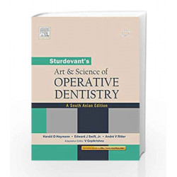 Sturdevant\'s Art & Science of Operative Dentistry - E-Book: A South Asian Edition by V Gopikrishna Book-9788131234020