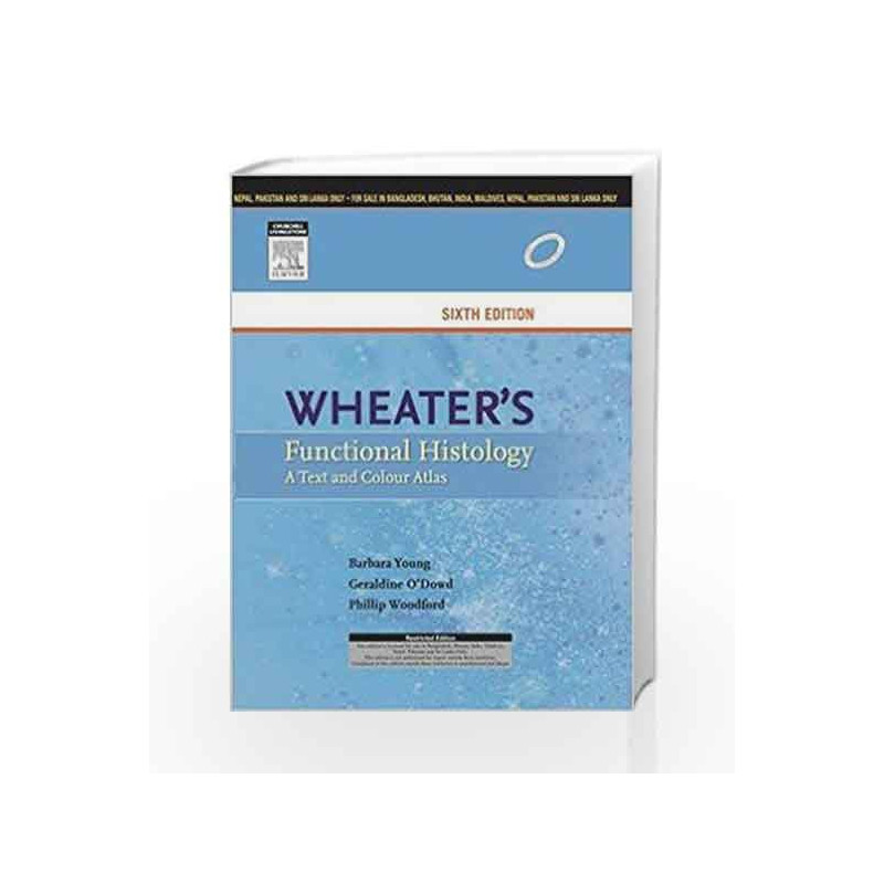 Wheaters functional histology by young buy online wheaters wheaters functional histology by young book 9788131235225 fandeluxe Choice Image