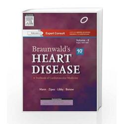 Braunwald\'s Heart Disease: A Textbook of Cardiovascular Medicine (2 Volume Set) by Mann Book-9788131239971