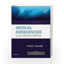 Medical Emergencies in the Dental Office by Malamed Book-9788131243053