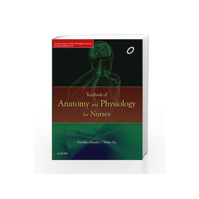 TB of Anatomy and Physiology for Nurses by Nachiket Shankar-Buy ...