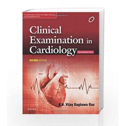 Clinical Examination in Cardiology, 2e by B. N. Vijay Raghawa Rao Book-9788131248690
