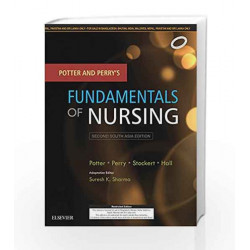 Potter and Perry\'s Fundamentals of Nursing by Suresh K. Sharma Book-9788131248898