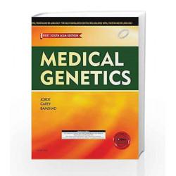 Medical Genetics by Jorde Book-9788131249024