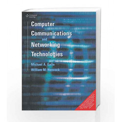Computer Communications and Networking Technologies by Michael A. Gallo Book-9788131503645