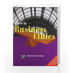 Cases in Business Ethics by Marianne M. Jennings Book-9788131505106