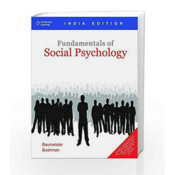 Fundamentals of Social Psychology by John D. Baumeister Book-9788131511213
