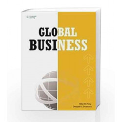 Global Business by Deepak K. Srivastava Book-9788131514443