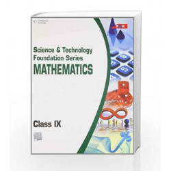 Science and Technology Foundation Series Mathematics - Class IX by BASE Book-9788131517192