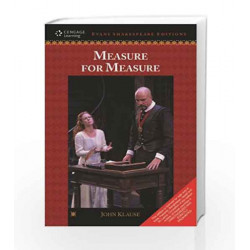 Measure for Measure Evans Shakespeare Editions by John Klause Book-9788131517642