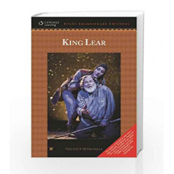 King Lear : Evans Shakespeare Edition by Vincent F. Petronella Book-9788131517659
