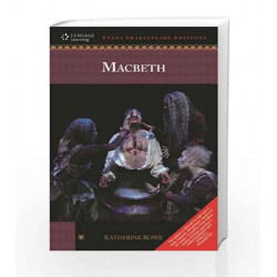 Macbeth Evans Shakespeare Editions by Katherine Rowe Book-9788131517666