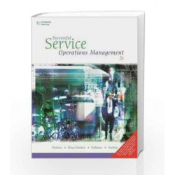 Successful Service Operations Management with CD by Richard D. Metters Book-9788131517734