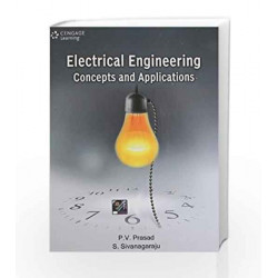 Electrical Engineering Concepts and Applications by P.V. Prasad Book-9788131517871