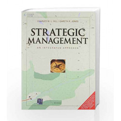 Strategic Management: An Integrated Approach by Charles W.L. Hill Book-9788131518373