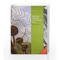 Marketing Channels A Management View by Bert Rosenbloom Book-9788131518427