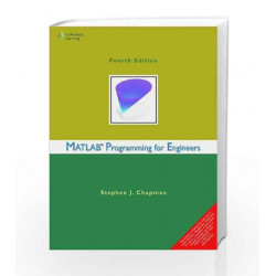 MATLAB Programming for Engineers by BREALEY Book-9788131518656