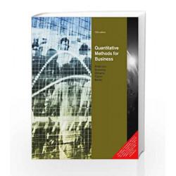 Quantitative Methods for Business by R. Kipp Martin Book-9788131518960