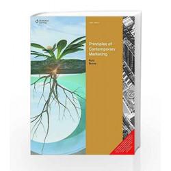 Principles of Contemporary Marketing by David L. Kurtz Book-9788131519585