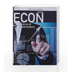 MACRO ECON with Coursemate by A. Indira William A. Mceachern Book-9788131520260
