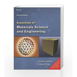 Essentials of Materials Science and Engineering by Pradeep P. Fulay Book-9788131520703