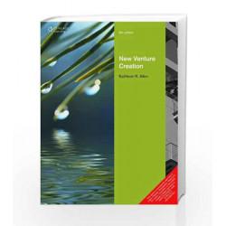 New Venture Creation by Kathleen R. Allen Book-9788131521021