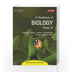 A Textbook of Biology Class XI by COOPER Book-9788131521595