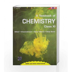 A Textbook of Chemistry Class XI: Class - 11 by Aithal Book-9788131521618