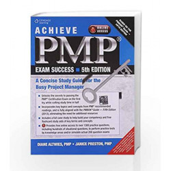 Achieve PMP Exam Success by Diane Altwies Book-9788131521700
