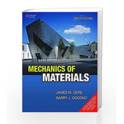 Mechanics of Materials by M. Gere James Book-9788131524749