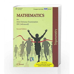Mathematics for Joint Entrance Examination JEE (Advanced) Trigonometry by Ghanshyam Tewani Book-9788131526521