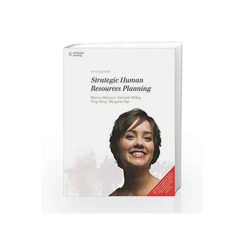 Strategic Human Resources Planning by Kenneth McBey Book-9788131527801