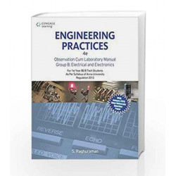 Engineering Practices by S. Raghuraman Book-9788131528228