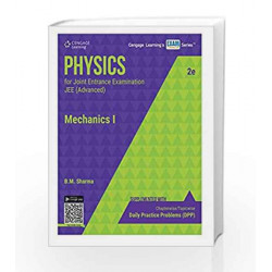 Physics for Joint Entrance Examination JEE (Advanced) Mechanics - I by TEWANI Book-9788131529812