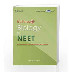 Bul\'s-eye Biology for NEET by Hariom Gangwar Book-9788131530306