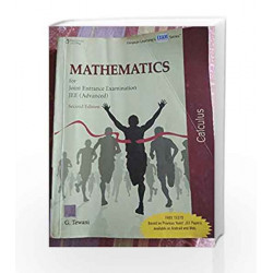 Mathematics for Joint Entrance Examination JEE (Advanced) Calculus by Ghanshyam Tewani Book-9788131530597