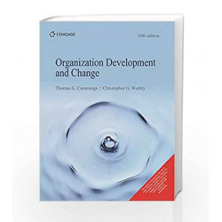 Organization Development and Change by Thomas G. Cummings | Christopher G. Worley Book-9788131531679