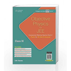 Objective Physics for JEE: Class XI by B.M. Sharma Book-9788131532362