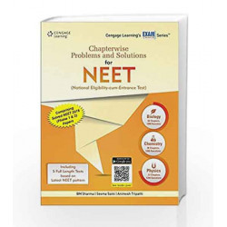 Chapterwise Problems and Solutions for NEET (National Eligibility Entrance Test) by B.M. Sharma Book-9788131532560