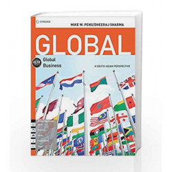 Global: A South-Asian Perspective with Course Mate by Mike W. Peng Book-9788131533130