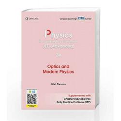 Physics for Joint Entrance Examination JEE (Advanced): Optics & Modern Physics by B. M. Sharma Book-9788131533864