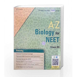 BIOLOGY FOR NEET by Cengage Learning India Book-9788131534199