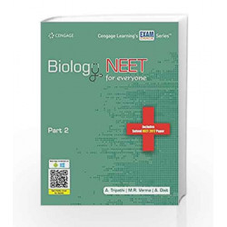 Biology NEET for everyone: Part 2 by A. Tripathi Book-9788131534274