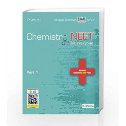 Chemistry NEET for Everyone: Part 1 by R. Sharma Book-9788131534281