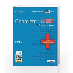 Chemistry NEET for Everyone: Part 2 by R. Sharma Book-9788131534298