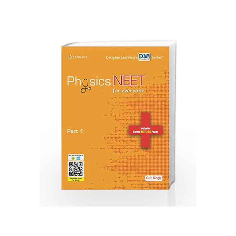 Physics Neet For Everyone Part 1 By C P Singh Buy Online Physics