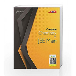 Complete Chemistry for JEE Main by BASE Book-9788131534380