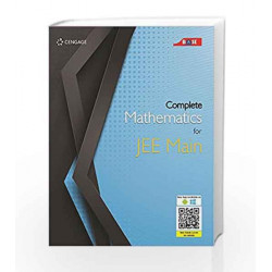 Complete Mathematics for JEE Main by BASE Book-9788131534397