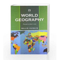 World Geography by Husain M Book-9788131605301